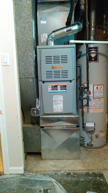 Furnace Installation After